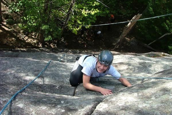 Rock Climbing at Northwood