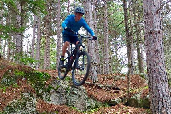 Northwood Mountain Biking