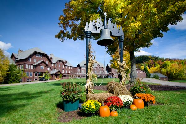 Northwood School in Fall