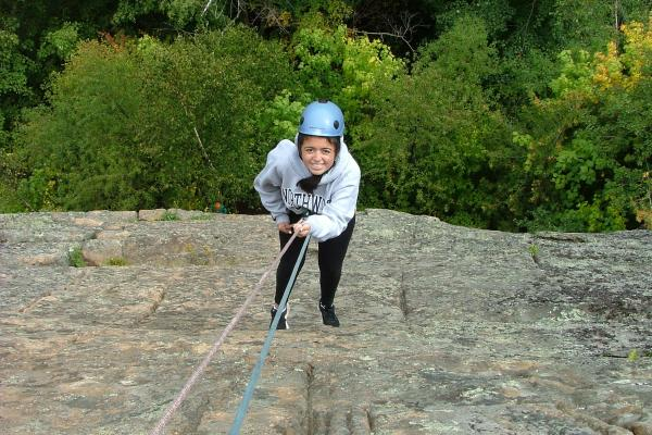 Northwood School, rock climbing