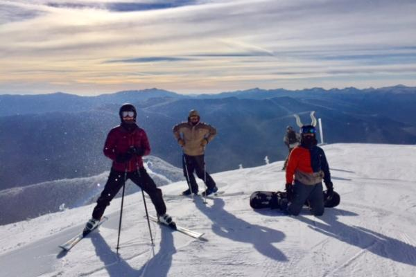 Northwood School, recreational skiing at Whiteface Mountain