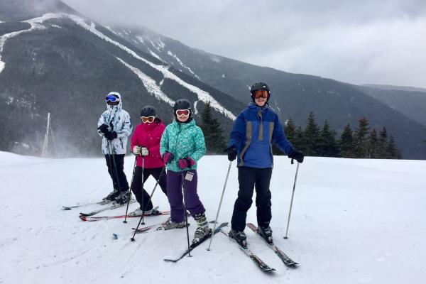 Northwood School, Ski Whiteface