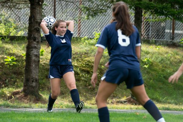 Northwood School Girls' Soccer