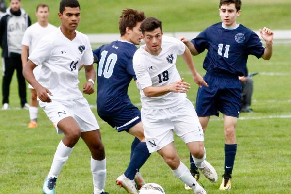 Northwood Boys' Soccer Roster