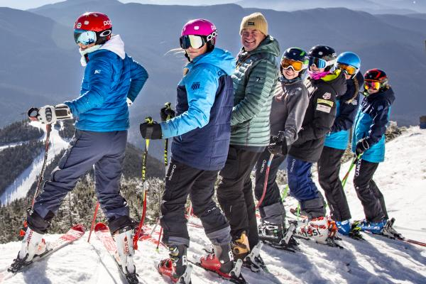 Northwood School Alpine Ski Racing