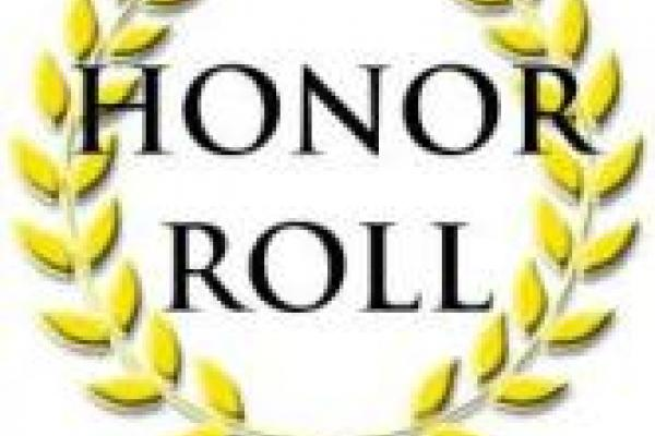 Second Trimester Honor Roll