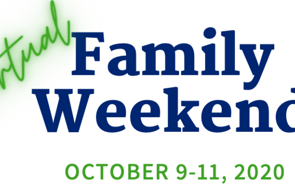 Virtual Family Weekend