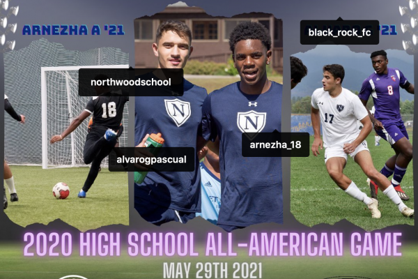 Arnezha A. ' 21 and Alvaro G. '21 Selected to 2020 East All-American Team